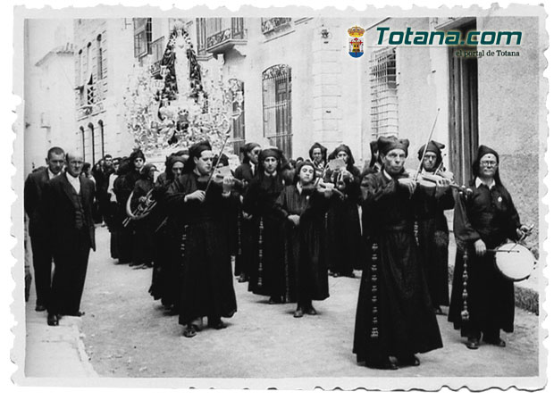Foto Semana Santa antigua