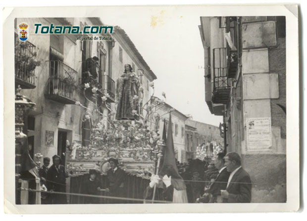 Foto Semana Santa antigua 4
