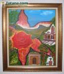 Cuadro Pintura Religiosa 4