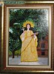 Cuadro Pintura Religiosa 7
