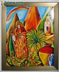 Cuadro Pintura Religiosa 9