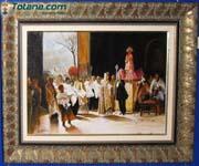 Cuadro Pintura Religiosa 35