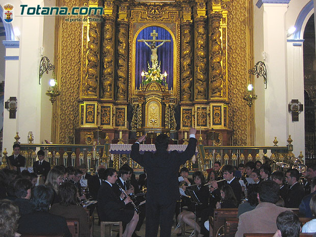 Foto Concierto Semana Santa 1