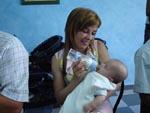 La tita Juani con Adrián - 3