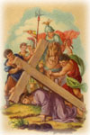Estaci�n Via Crucis 9