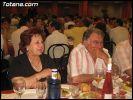 La Asociación de Vecinos La Costera organizó una cena de convivencia. 09/06/2006
