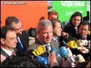 Valcárcel pone en marcha la construcción de la anhelada autovía Totana-Mazarrón