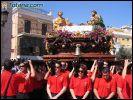 Jueves Santo - Traslado de los tronos a la Iglesia - Semana Santa Totana 2005